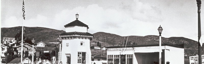 LAGUNA'S HIDDEN HISTORIES: Main Beach Tower