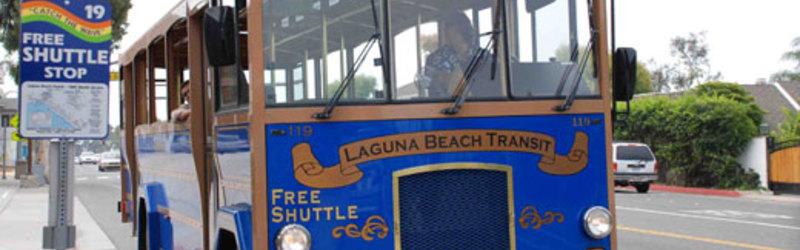 Free Laguna Beach Trolley