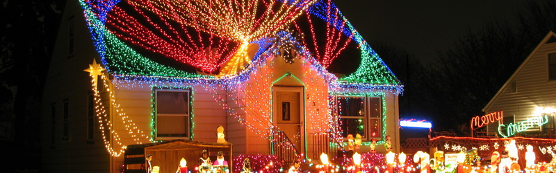 See the Best Christmas Light Displays in South Orange County