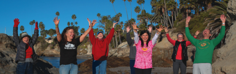 Laugh Your Way to Good Health with the Laguna Laughter Club